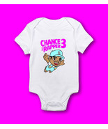 Chance The Rapper White Onesie - $17.99+