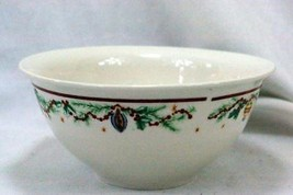 Farberware Holiday Treats #2125 Soup Cereal Bowl - $3.46