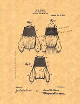 Sting-proof Bee-veil Patent Print - $7.95+