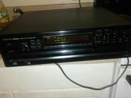 Vintage Onkyo Integra DX-C606 6 Disc CD Carousel Changer W/ Remote HiFi Stereo - $65.44