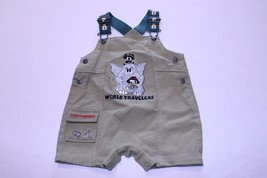 """Infant/Baby Mickey Mouse & Donald Duck """"World Travelers"""" 6/9 Months Over... - $14.01"""