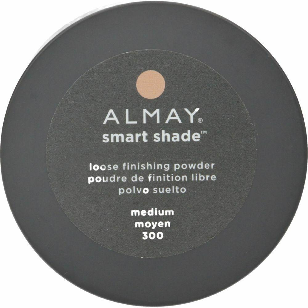 Almay Smart Shade Loose Finishing Powder  # 300 Medium 1.0 Oz - $10.39
