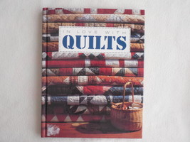 In Love With Quilts Pattern Book, Quilt Pattern Book, 1993 Leisure Arts - $10.00