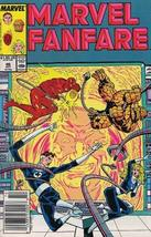 Marvel Fanfare #46 (Inside Job!) [Comic] [Oct 01, 1989] Marvel - $3.91