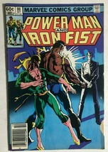 POWER MAN & IRON FIST #86 (1982) Marvel Comics VG - $9.89