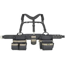 CLC Custom Leathercraft 6714 Heavy Duty Framers 5 Piece Comfort-lift Combo Tool  - $92.99