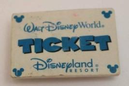 WDW Ticket Accessory Mr. Potato Head Part Disney Parks 2003 Disneyland World - $11.83