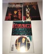 Death The Time of Your Life #1 2 3 (Vertigo 1996) Complete Set  - $9.99