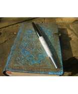 Haunted Spell cast Book of Shadows and FREE automatic Writing Pen set - $77.77