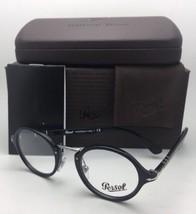 bdc052c9c9 New  quot Typewriter Edition quot  PERSOL Eyeglasses 3128-V 95 46-22 Round