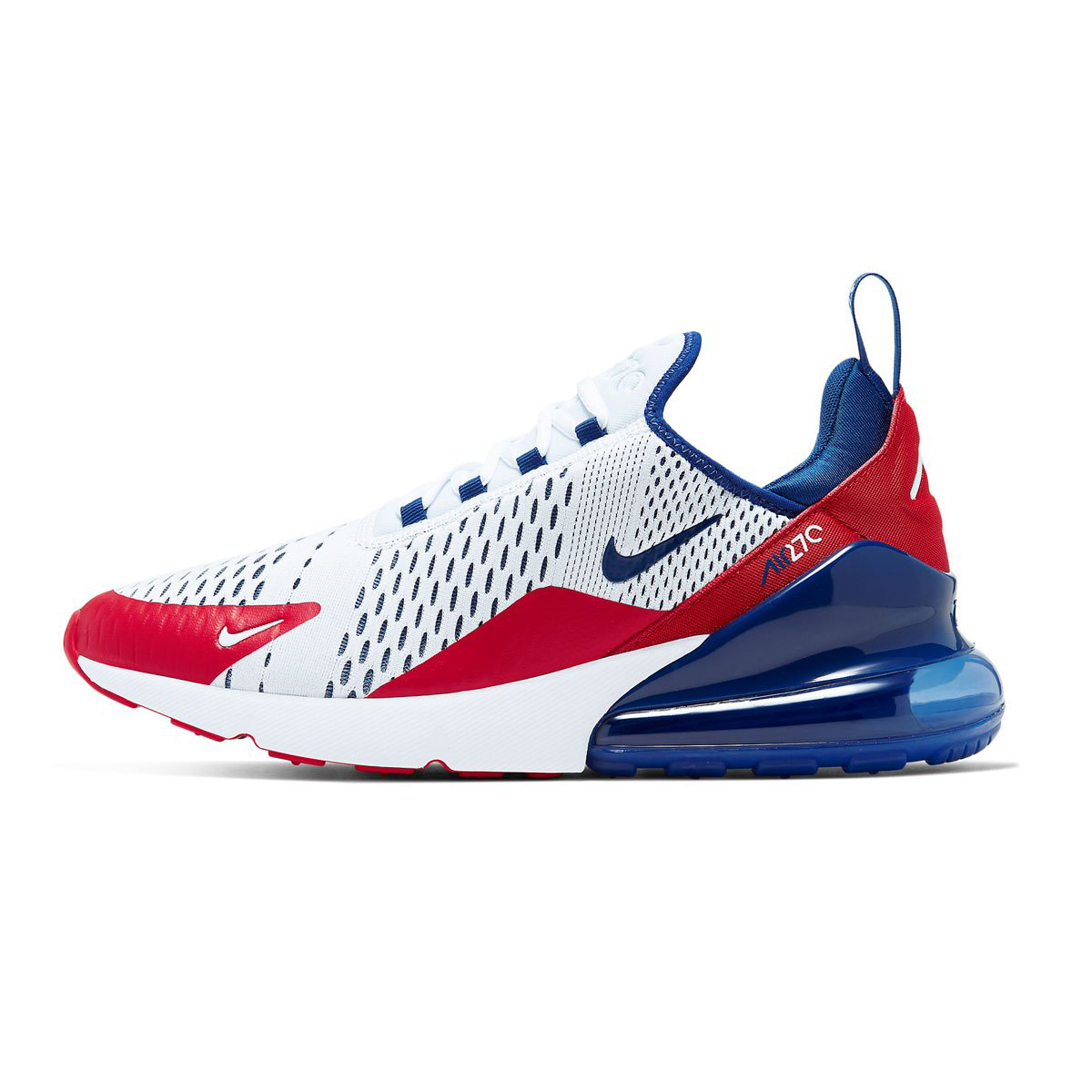 Primary image for Nike Air Max 270 (USA/ White/ Red/ Navy) Men 8-13