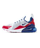 Nike Air Max 270 (USA/ White/ Red/ Navy) Men 8-13 - $239.99