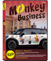 Monkey Business - $15.00