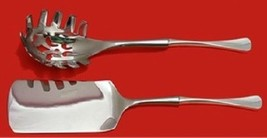 Patricia By W and S Sorensen Sterling Silver Italian Serving Set HHWS 2pc Custom - $198.55