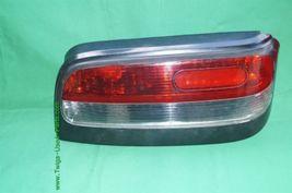Mercury Capri XR2 XR-2 Taillights Tail Lights Lamp Set 94' image 3