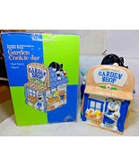 1997 Tweety Bird & Sylvester Garden Shop Cookie Jar Canister Looney Tune... - $99.99