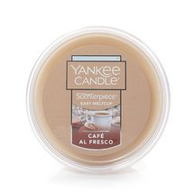 Yankee Candle Café Al Fresco Scenterpiece Easy MeltCup - $7.50