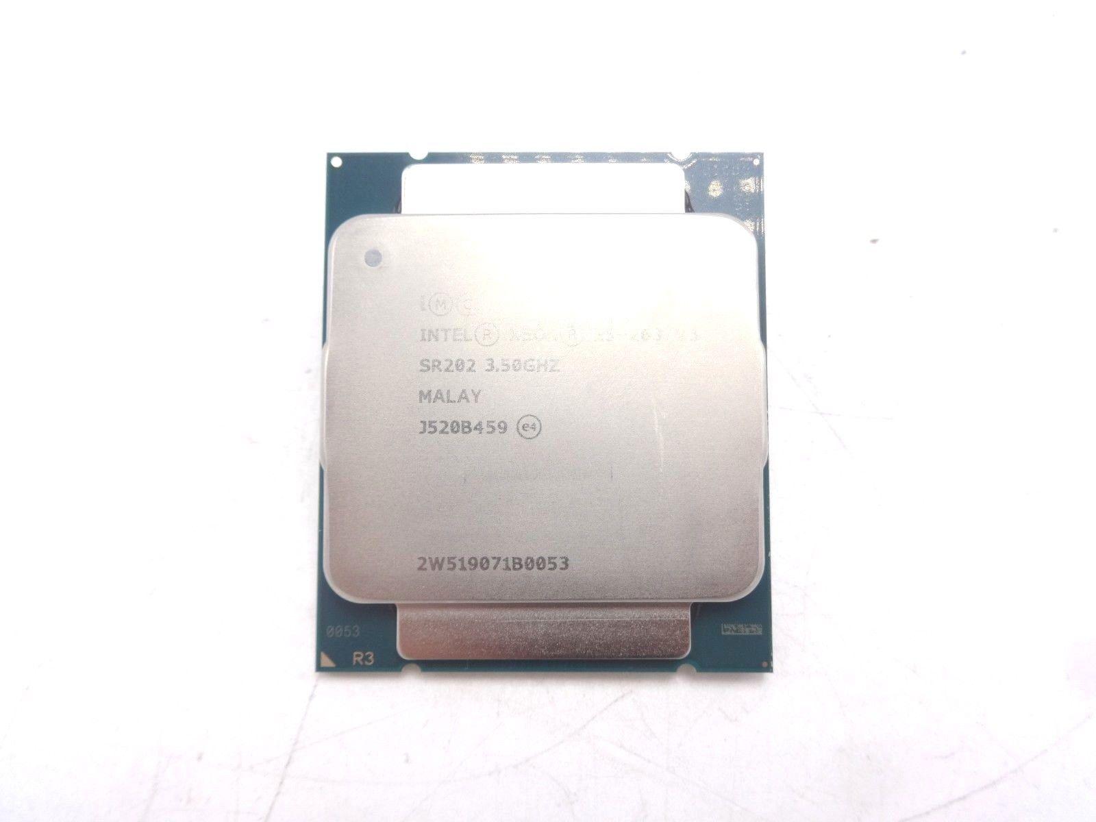 Dell Poweredge R730 Xeon Quad Core 3.5GHz E5-2637 V3 Processor with Heatsink