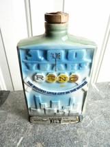 Reno Vintage Jim Beam Decanter 1968 C Miller - $18.51
