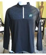 adidas Climawarm NHL Hockey Dallas Stars Mens 1/4 Zip Pullover Long Slee... - $41.58