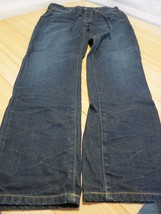 Mens Tommy Hilfiger SIN Straight Slim Fit Blue Jeans W32 L30 - $32.47