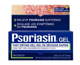 Psoriasin Multi-Symptom Psoriasis Relief Gel - FROM CANADA - $25.99