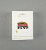 "Hallmark 2012 Keepsake Christmas Ornament Lionel Train ""Nutcracker Route Tender"" - $12.86"