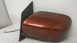 2007-2009 Mazda Cx-7 Driver Left Side View Power Door Mirror Red 64249 - $73.46
