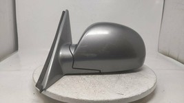 2002 Hyundai Accent Driver Left Side View Power Door Mirror Gray R8s09b18 - $58.96