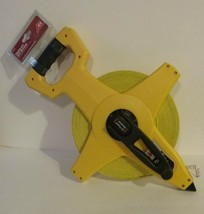 Ace Fiberglass Tape Measure 3.1 gear ratio for faster rewind speeds 300ft - $24.18