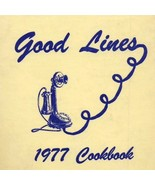 Region Cookbook Nebraska NE Lincoln Telephone Company Worker 1977 - $15.71