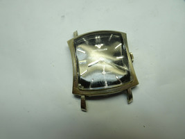 Vintage Wittnauer Longines 76/3 Revue Watch Runs For Restoration Case Top Lug - $195.00