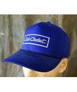 Club Cadet 100% Cotton Royal Blue Adustable RCC Koozie Baseball Cap - $4.00