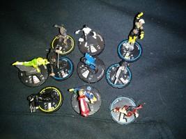 Heroclix 10 piece lot Marvel Heroclix Figures - $24.74