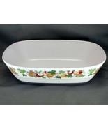 "Noritake Homecoming Vegetable Serving Bowl 9.5"" Birds Fruit Progression ... - $19.80"