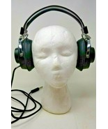 Vintage Sony Stereo Headphones DR-5A 8 Ohms Impedance Input 1MW - $19.79