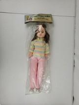 """RARE Vintage 1984 Uneeda Miss Wispy Walker 24"""" Walking Doll Sweater & Pink Pants - $35.00"""