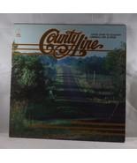 K-Tel Country Line - 33 RPM Vinyl Album - $10.44
