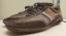 Men's Cole Haan x Air Colab Leather Comfort Sneaker Oxford Shoes 11.5M - $28.49