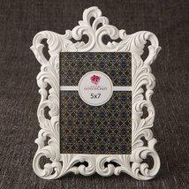 24 White Baroque 5 X 7 Frames - $206.50