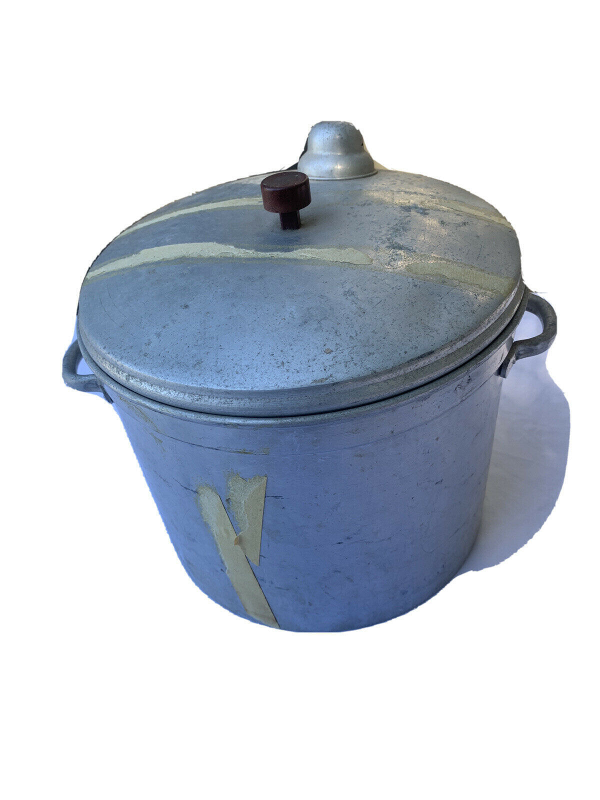 Vintage Evenflo Glass Baby Bottle Sterilizer Bath Pot Nursery Milk - $55.99