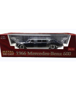 Sun Star dark blue 1966 Mercedes-Benz 600 DIECAST SCALE 1:18 #2203 - $127.50