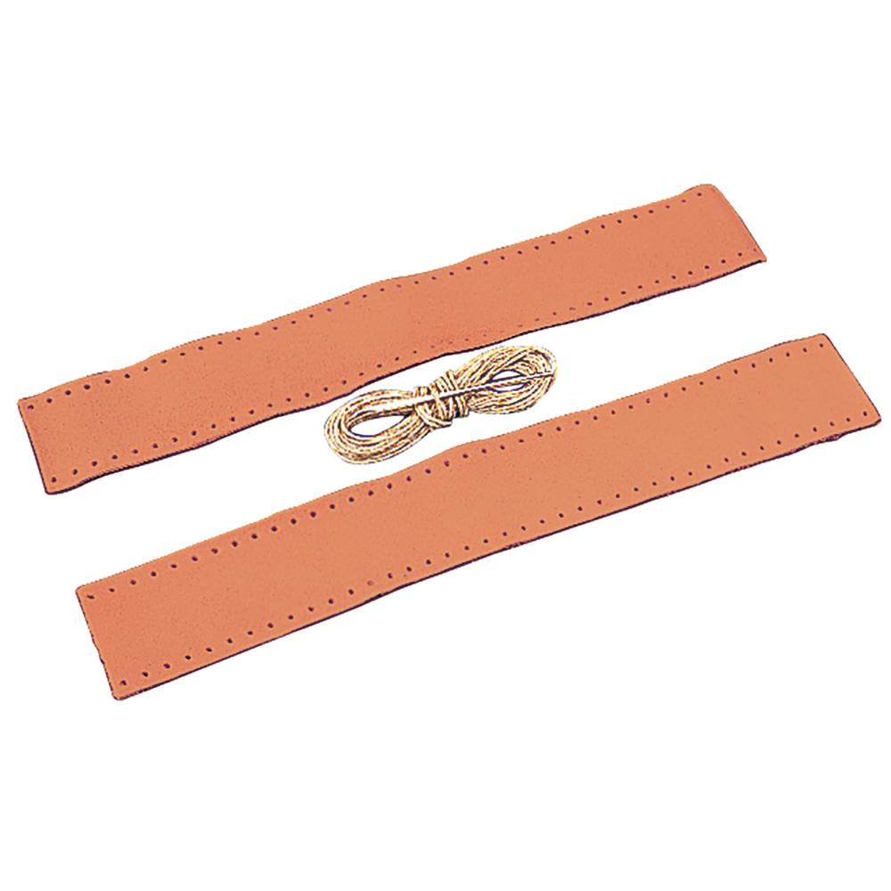 "Sea-Dog Leather Mooring Line Chafe Kit - 5/8"" [561016-1] - $22.72"