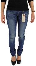 Levi's 524 Women's Classic Denim Skinny Jean Leggings Blue (17)
