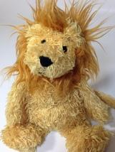 "Jellycat Leonardo Lion Plush Orange Bean Bag Mini 7"" Stuffed Animal Cat - $14.95"