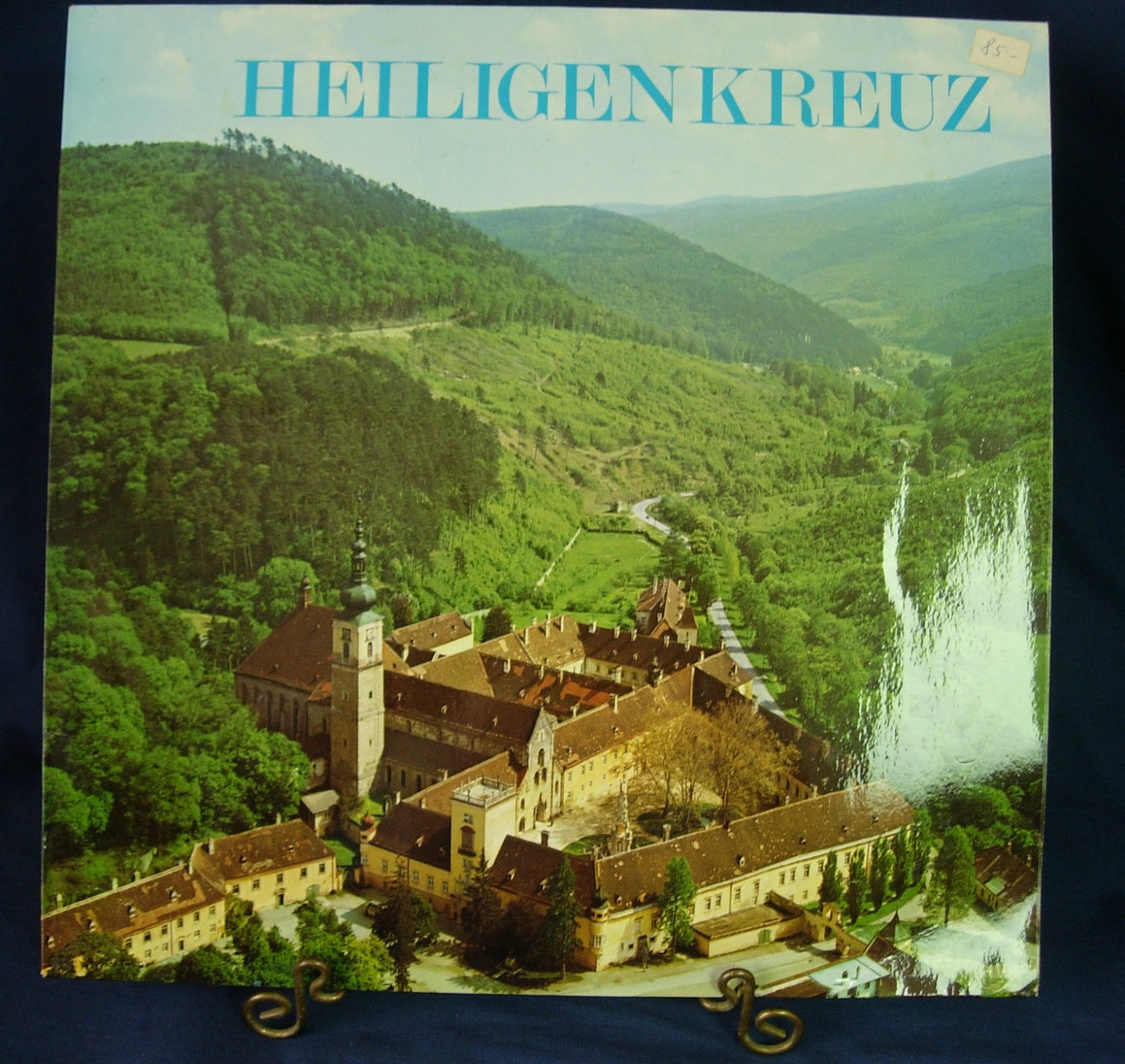 "Karl Walter - HEILIGENKREUZ - Amadeo AVRS 18039 St - 12"" LP"