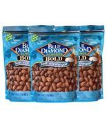 Blue Diamond Almonds Bold Salt and Vinegar 16-Ounce Bag Pack of 3 Bags - $49.36