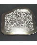 "1 (One) MICHAEL WAINWRIGHT TEMPIO LUNA PLATINUM Cheese Tray 12.5"" - $138.59"