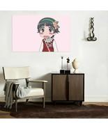 3D Little Girl Flower 929 Japan Anime Wall Stickers Poster Wall Mural De... - $39.59+