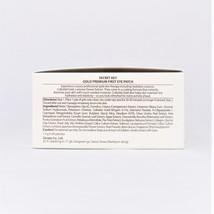 Secret Key Gold Premium First Eye Patch , 1.4G X 60 Patches